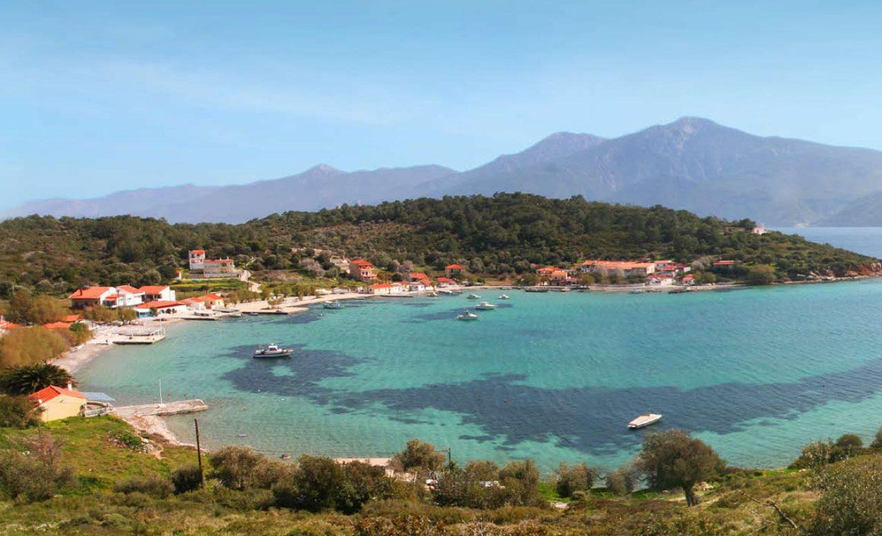 Hera Bay Samos Greece